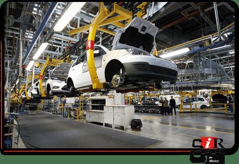 Servicio de aduana para la industria automotriz