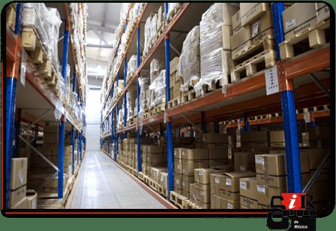 Servicios de almacenaje y distribución