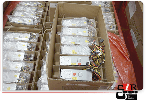 Servicios, retrabajos e inspecciones de calidad para sus proveedores